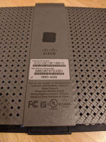 Маршрутизатор Cisco Linksys E4200