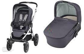 Wózek MAXI COSI 3w1, tylko po 1 dziecku, STAN IDEALNY