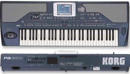 Korg pa 800. Keyboard instrument klawiszowy