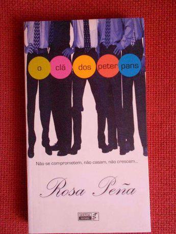 O Clã dos Peter Pans - Rosa Pena - NOVO