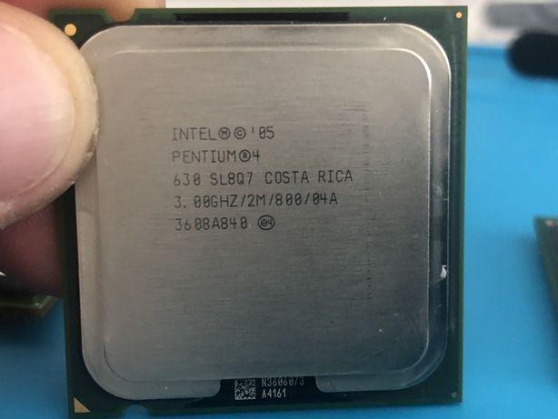 3x Processador lot pentium 4