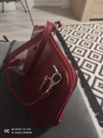 Nowa torebka skórzana!