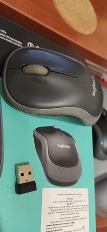 Игровая мышь Logitech Wireless Mouse M185