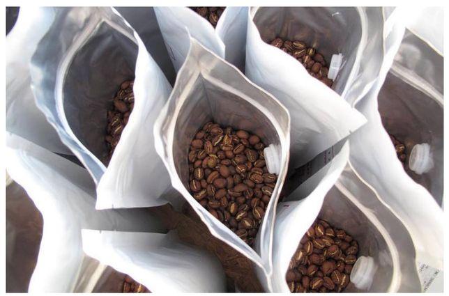 SPECIALITY кофе в зернах Эфиопия SHANTA WENE. кава зернова DE LUX