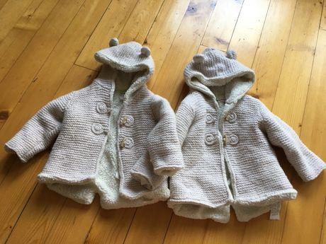 Вязаная курточка Zara kids 12-18мес.