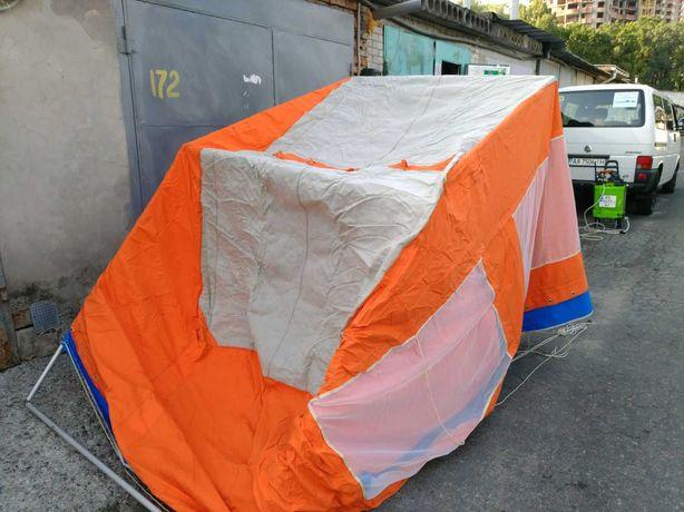 Скиф М-1,дом на колесах,палатка,запчасти.
