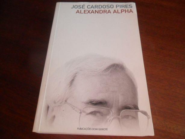 """Alexandra Alpha"" de José Cardoso Pires"