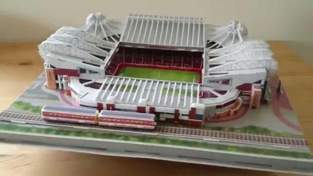 Old Trafford 3D PUZZLE- 20€
