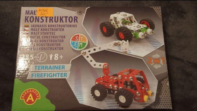 Mały konstruktor 2 modele