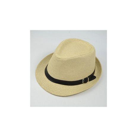 lato beżowy kapelusz plażowy słomkowy męski damski