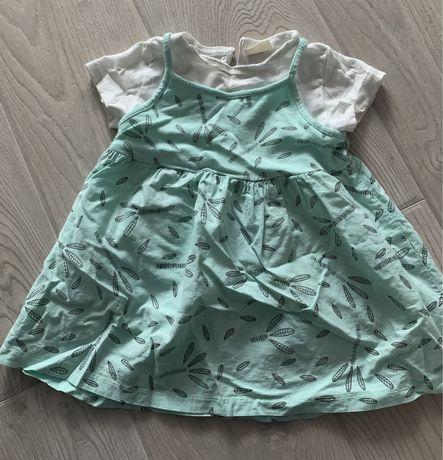 Літня сукня zara 92см