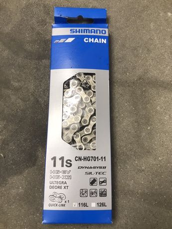 Łańcuch Shimano Ultegra CN-HG 701 11 rzędowy