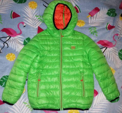 Reserved YEAH 128 śliczna jesienna kurtka BDB
