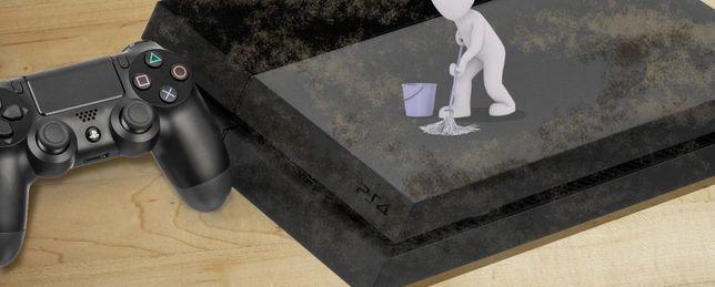 Limpeza e troca de pasta térmica PS4, PS3, XBOX, PC, playstation