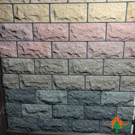 Плитка цокольная облицовочная, плитка фасадная, плитка скала
