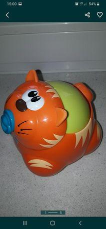 Pchacz jeździk chicco zabawka niemowlęca