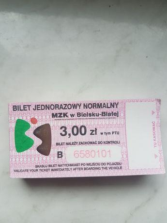 Bilet MZK Bielsko Biala