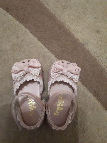 Pantofelki na lato