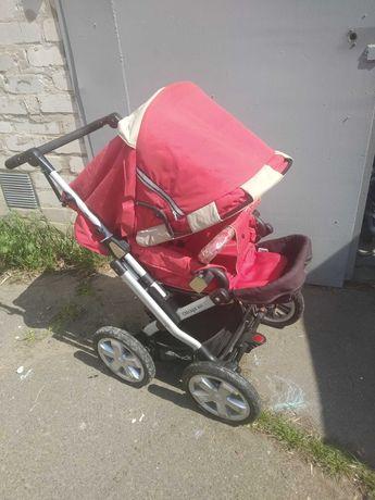 Продам детскую коляску Hauck (Германия)