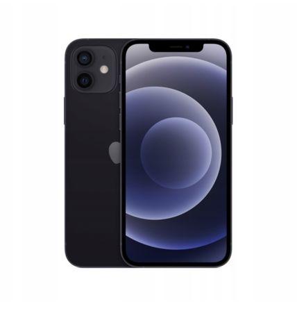 Iphone 12- 64GB czarny nowy folia