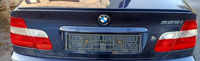 Bmw e46 sedan lift blenda listwa oświetleniowa orientblau