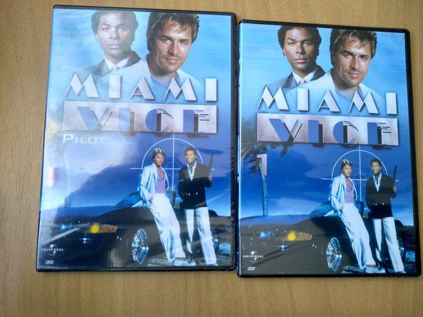 Miami Vice DVD, Pilot, 1