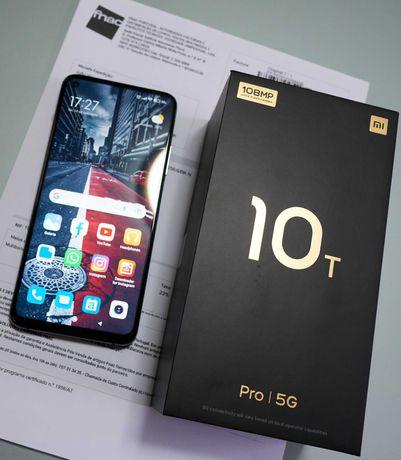 Xiaomi Mi 10T Pro (8GB+256GB) Preto Cosmic com garantia