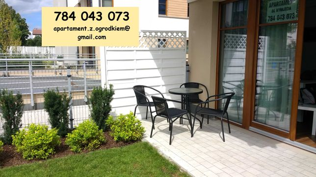 SOPOT Apartament 2-pokojowy z OGRÓDKIEM