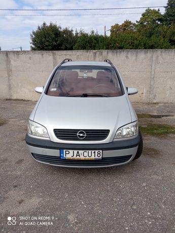 Opel Zafira a 2.0
