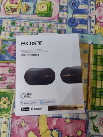 Auriculares Bluetooth True Wireless SONY WF-1000XM3