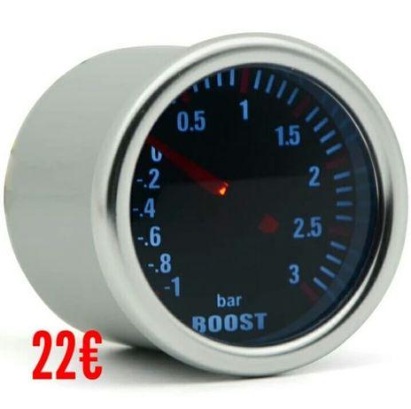 Manómetro pressão turbo 3 bar