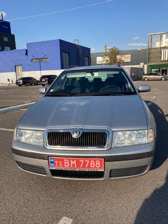 Skoda Octavia 1,6 бензин 2004 год
