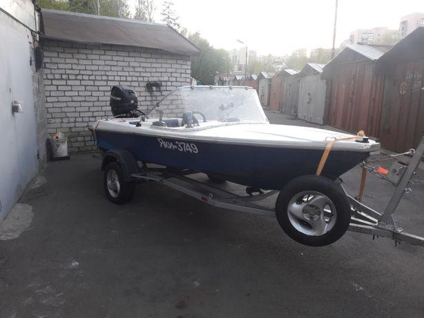 Моторная лодка Нептун 2