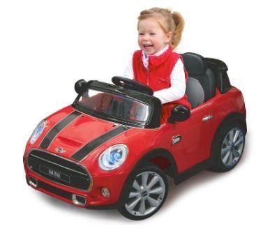 Jamara Ride-On Mini Red 2.4GHz samochód elektryczny