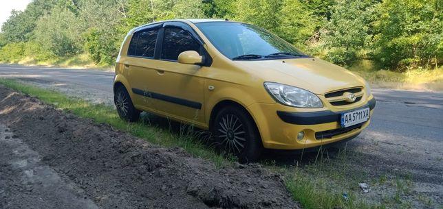 Продажа Экономная машинка Хюндай Гец Hyundai Gets 1.4 автомат