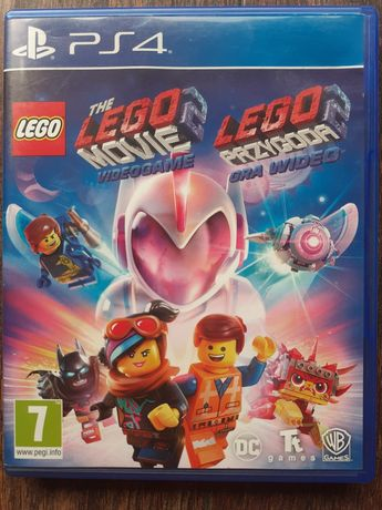 Lego Przygoda 2 gra na PS4
