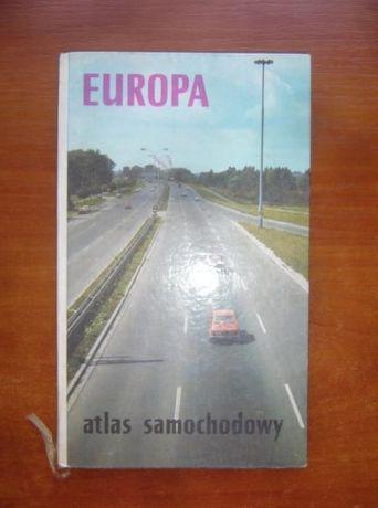 Przewodniki- Atlasy - Mapy - PRL
