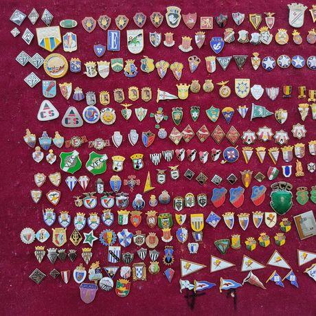 pins /emblemas clubes futebol de Portugal LOTES 1, 2, 6