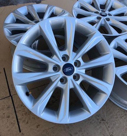 Oryginalne alufelgi Ford 5x108 17 cali Czujniki Kuga S-max Galaxy