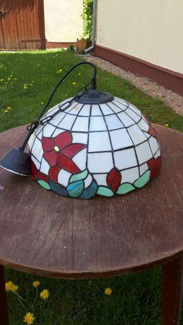 żyrandol w stylu TIFFANY 40 cm bardzo ładny