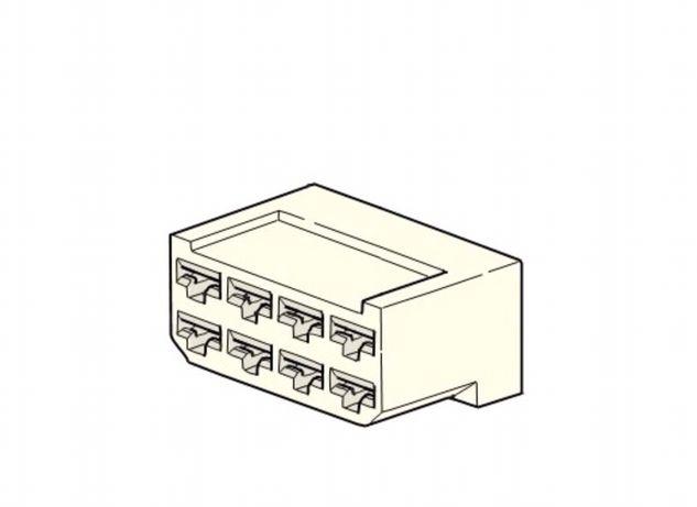 Obudowy konektorów instalacji elektrycznej