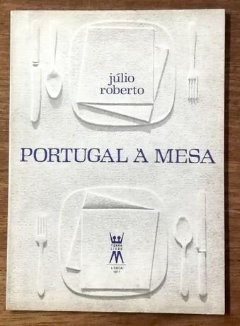 portugal à mesa, júlio roberto, terra livre