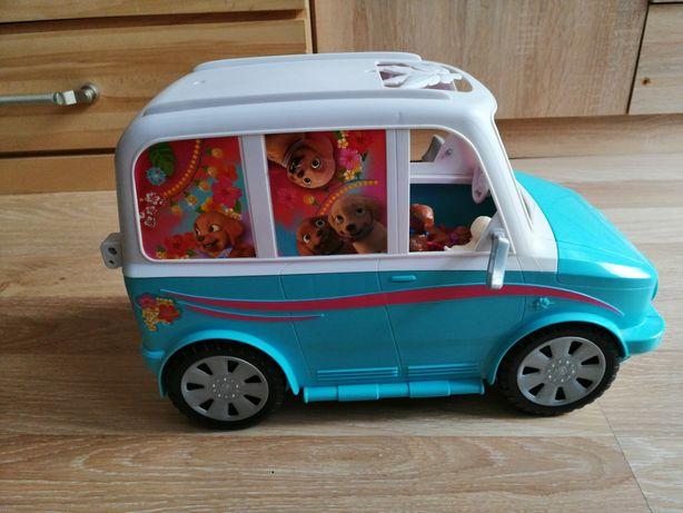 Barbie Wakacyjny Kamper pojazdów Piesków