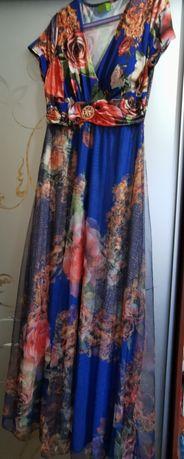 Красивое, нарядное платье
