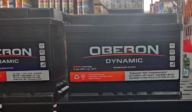 Akumulator Oberon 12v55Ah 540A