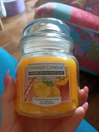 Świeca yankee candle mango lemonade