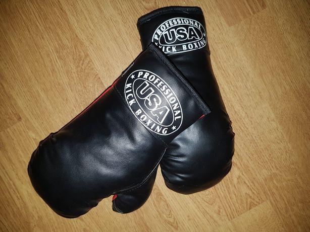 Rękawice bokserskie mały rozmiar