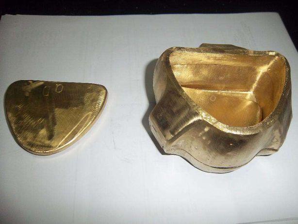 Muflas Latao Protese Dentaria