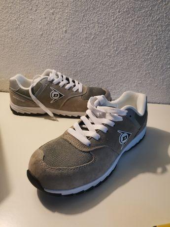 Novos Sapatos / Tênis segurança Dunlop 41
