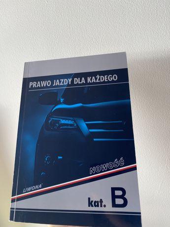 Sprzedam używaną książke Prawo Jazdy Kategoria B